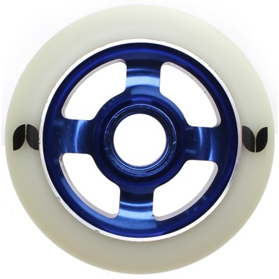 Stormer 4 Spoke Aluminium Hub Scooter Wheel - Blue