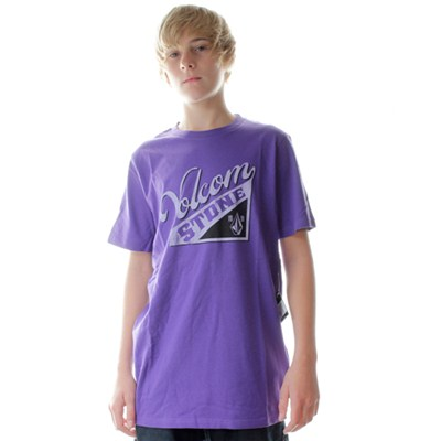 Embrace Ball Purple S/S T-Shirt