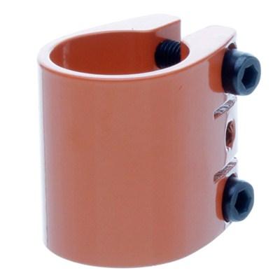 Rage Triple Collar Clamp - Orange
