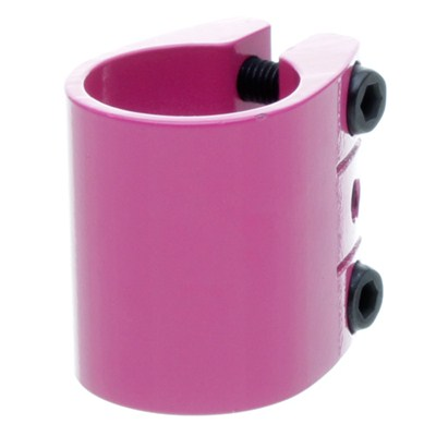 Rage Triple Collar Clamp - Pink