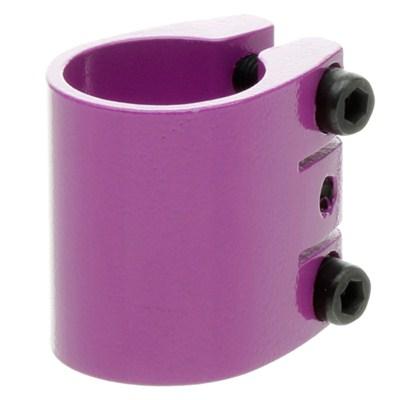Rage Triple Collar Clamp - Purple