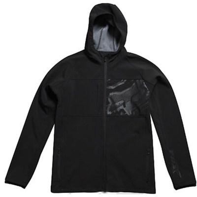 Breakaway Soft Shell Black Jacket
