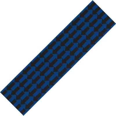 Arrows Black/Blue Skateboard Griptape