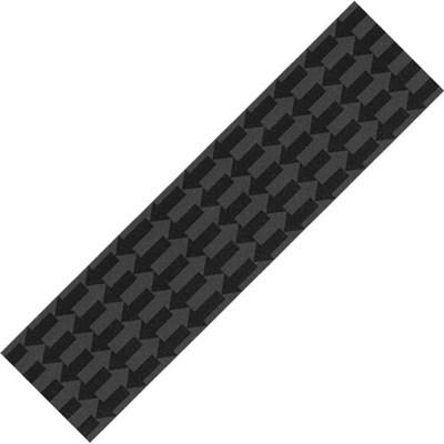 Arrows Black/Grey Skateboard Griptape