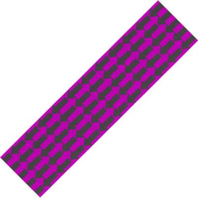 Arrows Black/Pink Skateboard Griptape
