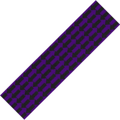 Arrows Black/Purple Skateboard Griptape