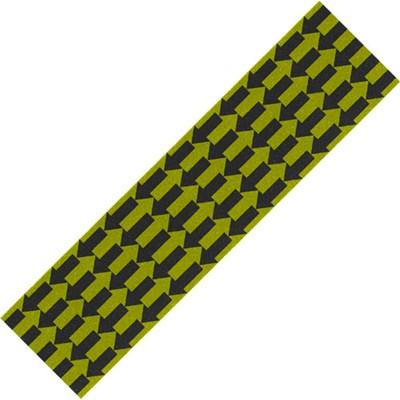 Arrows Black/Yellow Skateboard Griptape