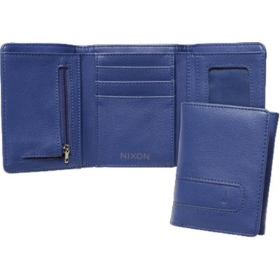 Showbiz Tri-fold Wallet - Royal
