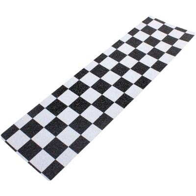 Checkered Black/White Scooter Griptape