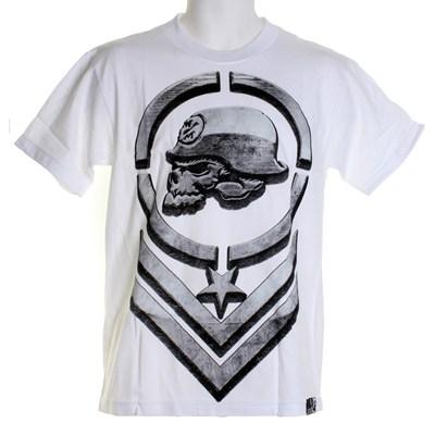 Distinct S/S T-Shirt - White