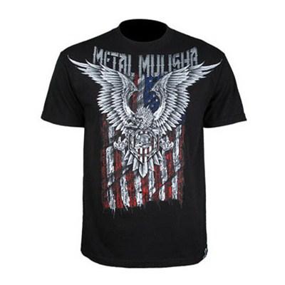 Patriot Black S/S T-Shirt