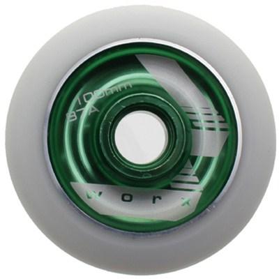 Aluminium Hub Scooter Wheel - Green