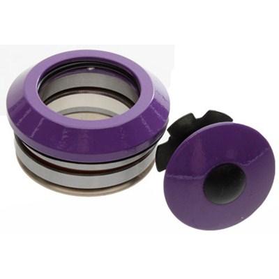 Internal 45/45 Headset Bearings - Purple