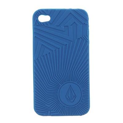 Spiral Op iPhone 4 Case - Estate Blue