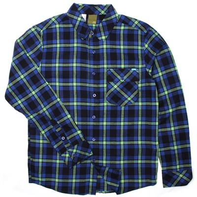 Two of These L/S Shirt - Blue