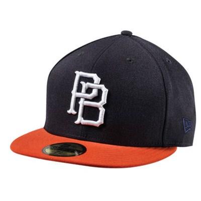 Lock Up New Era Cap - Orange