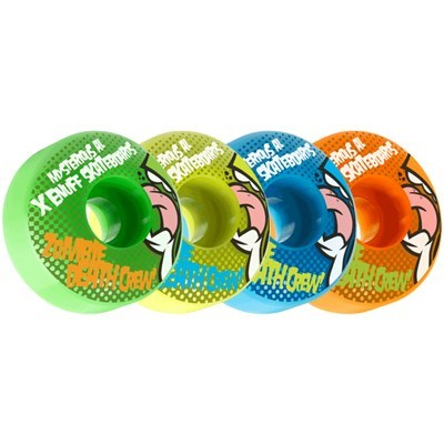Refreshers Zombie 53mm Skateboard Wheels