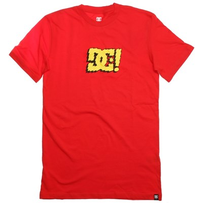 Zap Pow S/S T-Shirt - Athletic Red