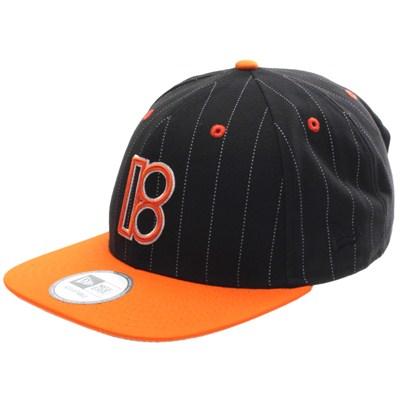 Prospect New Era Snapback Cap - Orange