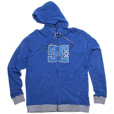 Liberty Zip Hoody - Olympian Blue