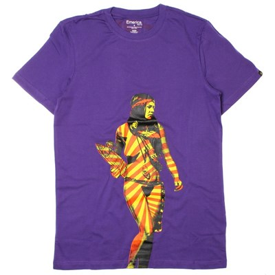 Hippie Chick S/S T-Shirt