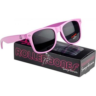 Rollerbones Pink Sunglasses
