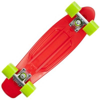 Polyprop Cruiser - Red/Green