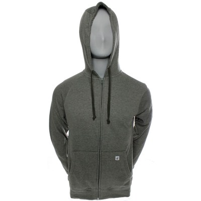 Time Machine Ultra Slim Army Pullover Hoody
