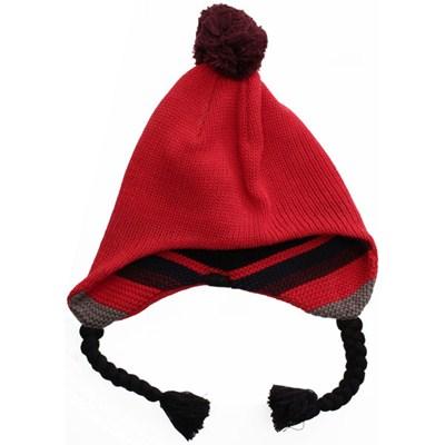 Aymara Peru II Beanie - Red
