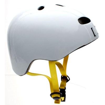Gloss White Helmet