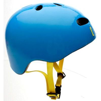 Gloss Blue Helmet