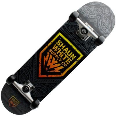Shaun White Street Badge Complete Skateboard