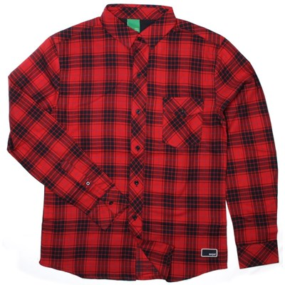 Funnel Woven L/S Shirt