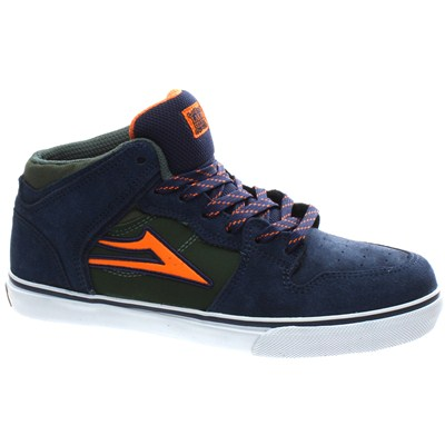 Image of Carroll Select Kids Navy AW Suede Shoe