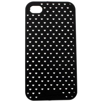 Perforated iPhone Case - Black