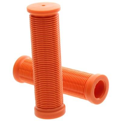 Scooter/BMX Team Flangeless Bar Grips - Orange