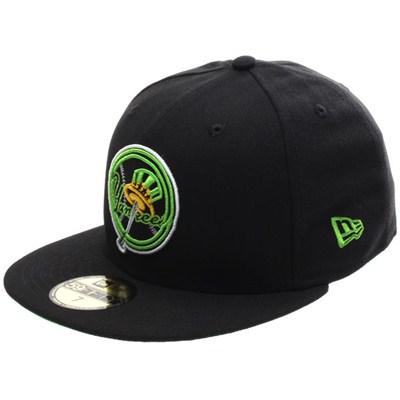 Triple Spectrum New York Yankees New Era Cap - Black/Lime