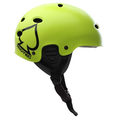 Image of B2 Wake Helmet - Satin Citrus