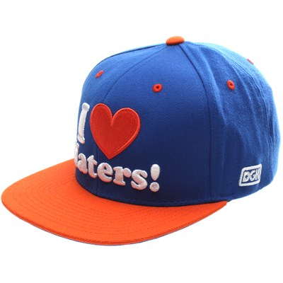 I Love Haters Snapback Cap - New York