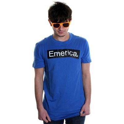 Pure Sticker Blue S/S T-Shirt