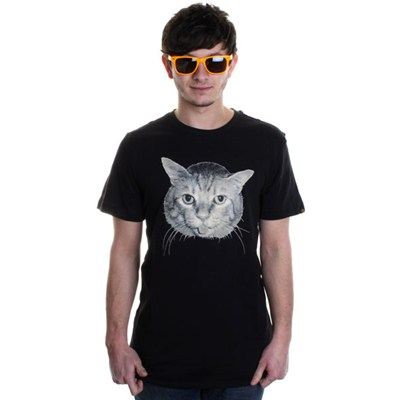My Other Cat Black S/S T-Shirt
