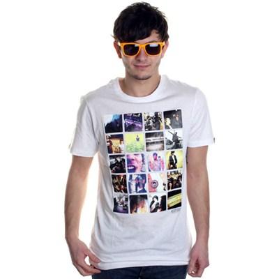 Insta Rad White S/S T-Shirt