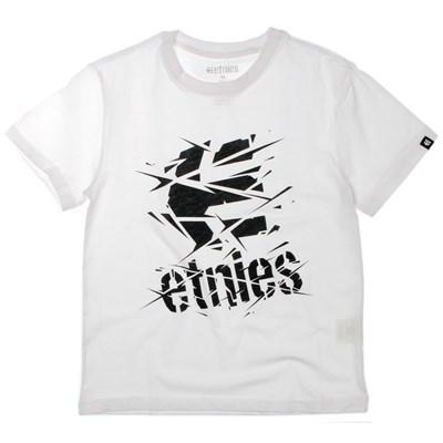 Splice Kids S/S T-Shirt - White
