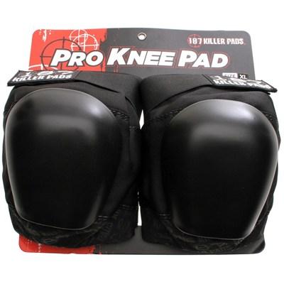 Pro Knee Killer Pads - Black