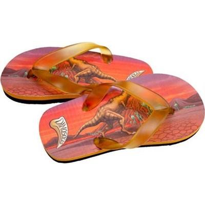Dinoflips T-Rex Kids Flip Flops