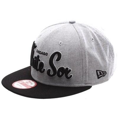 Retro Scholar Chicago White Sox Snapback Cap