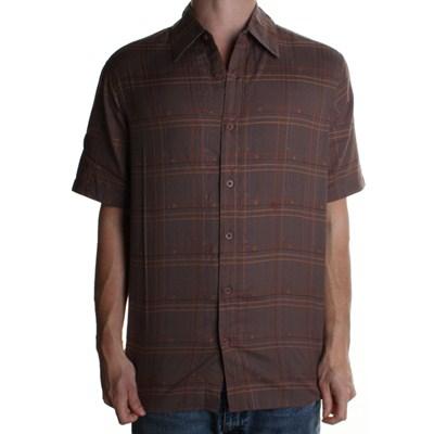 Ringley Short Sleeve Woven Shirt - Tan