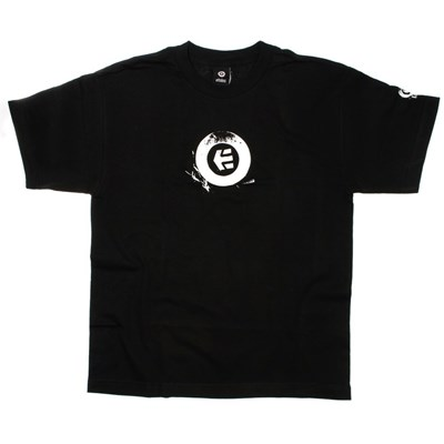 Stamp Youths S/S T-Shirt - Black