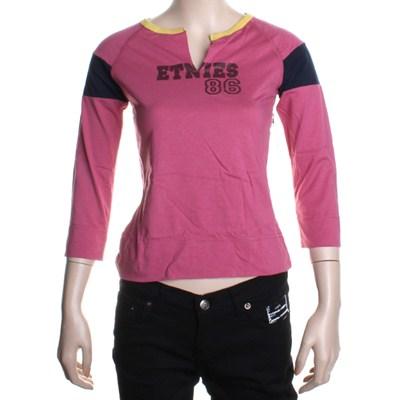 Sail Bay Women Custom Knit Shirt - Rose