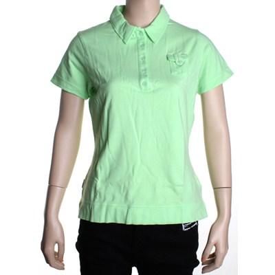 Loutra S/S Polo Shirt - Paradise Green